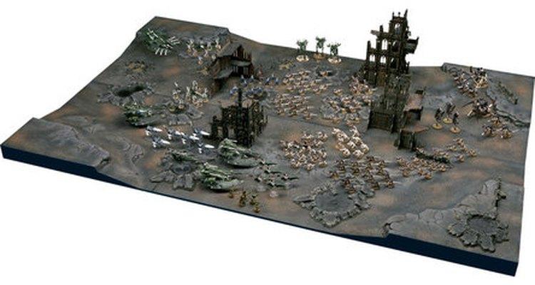 Citadel modular gaming board