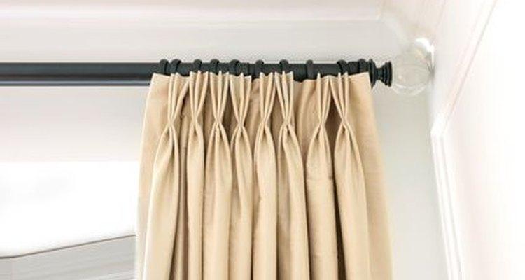 Ganchos de cortinas.
