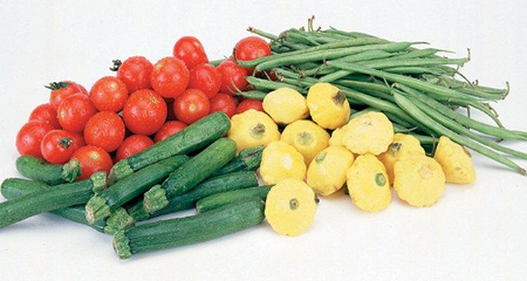 Fresh foods.