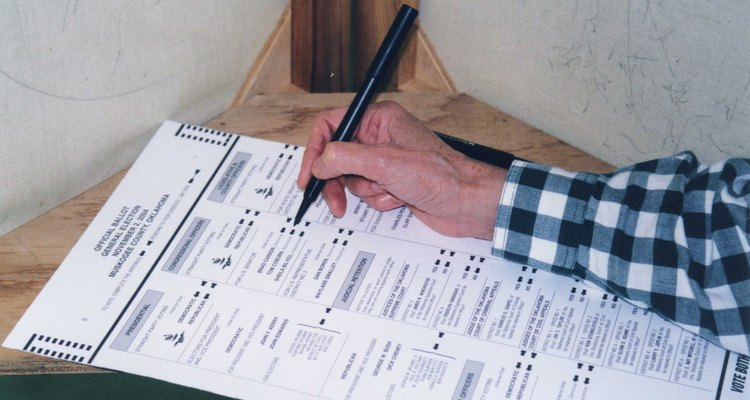 Voting (by