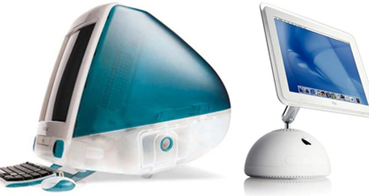 Legacy iMacs are rarely in service anymore.