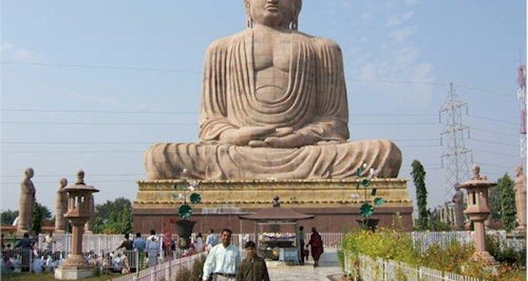 O Budismo começou na Índia
