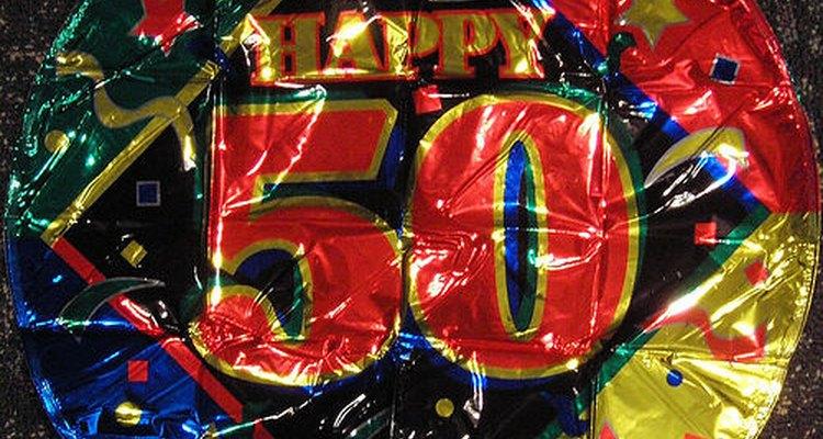Bem-vindo aos 50!