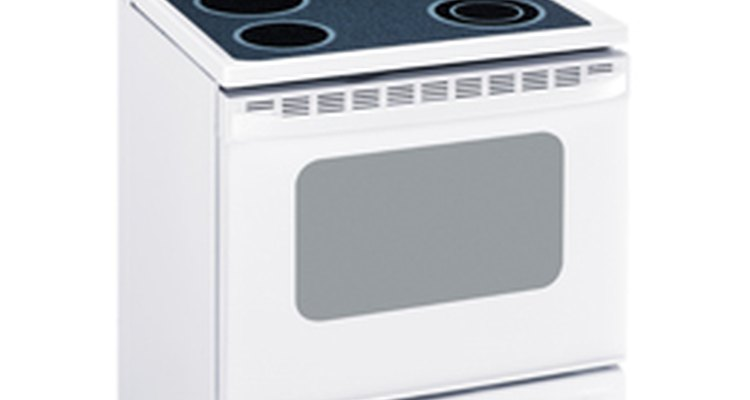 Moffat self-cleaning stove