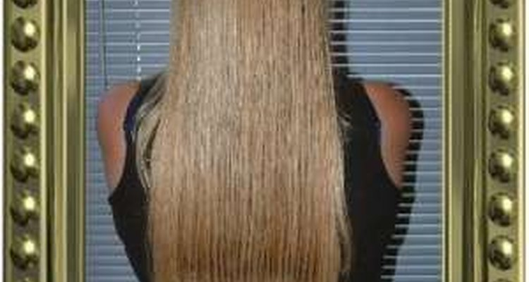 Massagear a cabeça pode ajudar a fazer o cabelo crescer