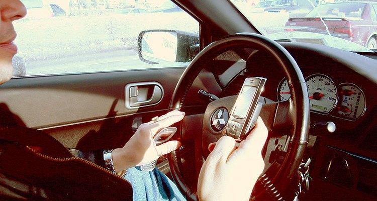 A difusão e conveniência de celulares vêm com desvantagens