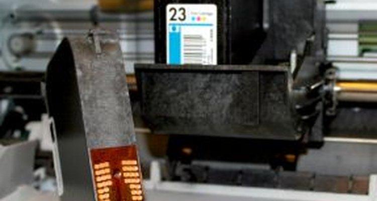 Antes de poder imprimir um documento, as mensagens de erro em sua HP devem ser solucionadas
