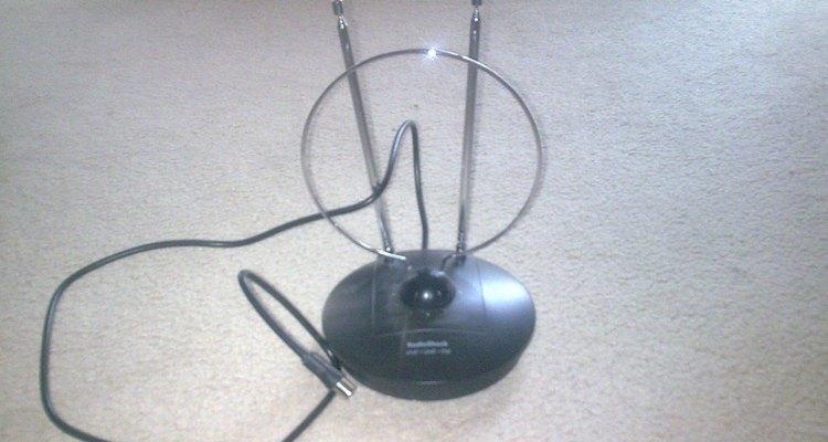 Antenas de TV podem ser usadas para receber sinal FM
