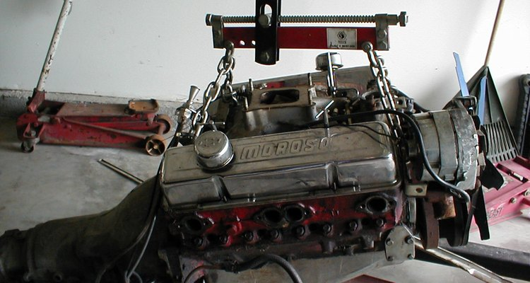 You might want help from a mechanic to build an engine.