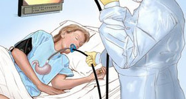You can be awake for your esophagoscopy, but it isn't recommended.