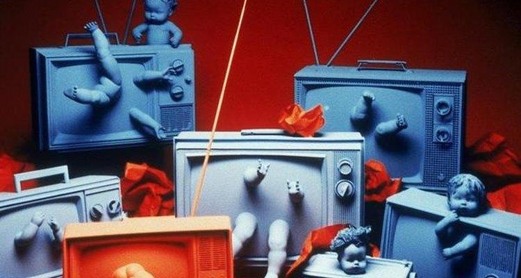 Uma TV horripilante