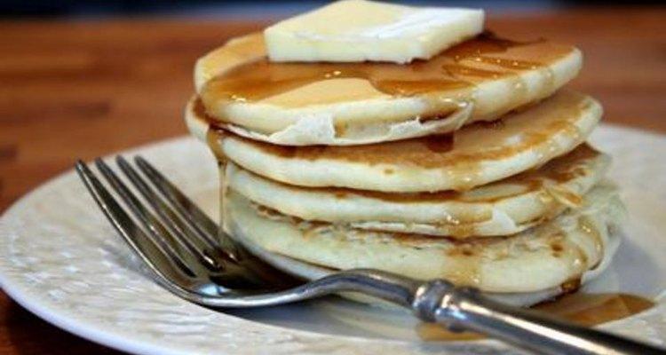 Como fazer xarope para panquecas e waffles