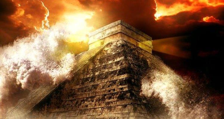 El fin del calendario Maya indicaría el fin de los tiempos.