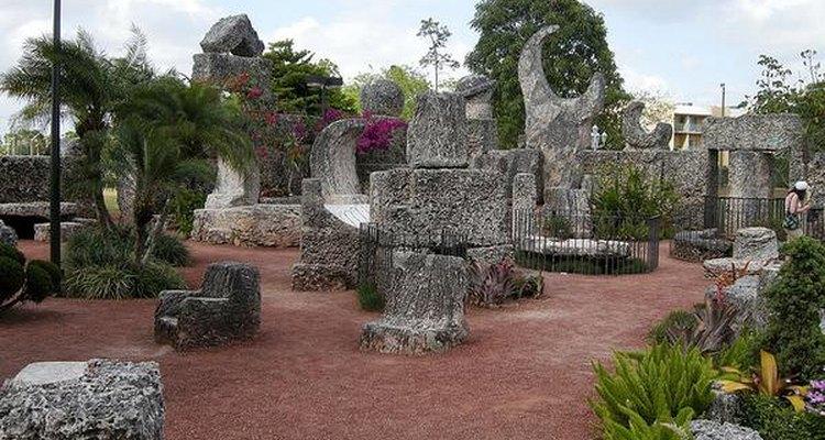 Castillo de Coral.