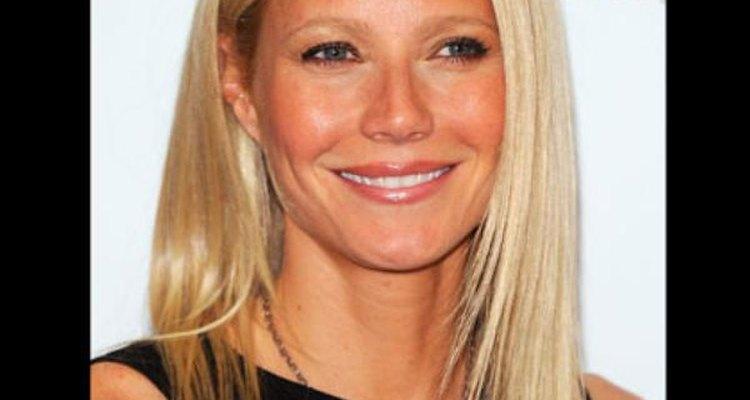 Gwyneth Paltrow se ve fresca y elegante con este tono neutro.