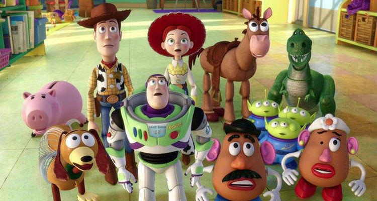 """Los personajes de """"Toy Story 3"""", envueltos en una histórica polémica."""