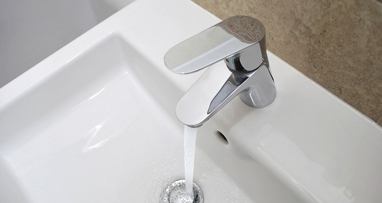 Ensure your new sink fits perfectly by measuring the dimensions of the old unit.
