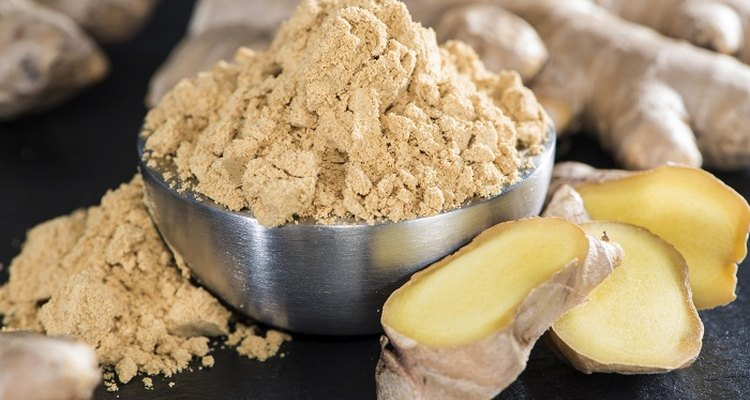 Ground and fresh ginger have specific uses but you can sometimes swap one for the other.