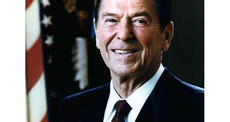 Ronald Reagan se perdió de protagonizar su futuro trabajo en la pantalla grande.