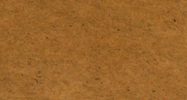Hardboard is also known as high density fibreboard.
