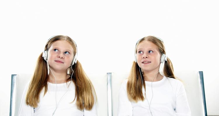 La ropa también es clave en la relación de los gemelos.