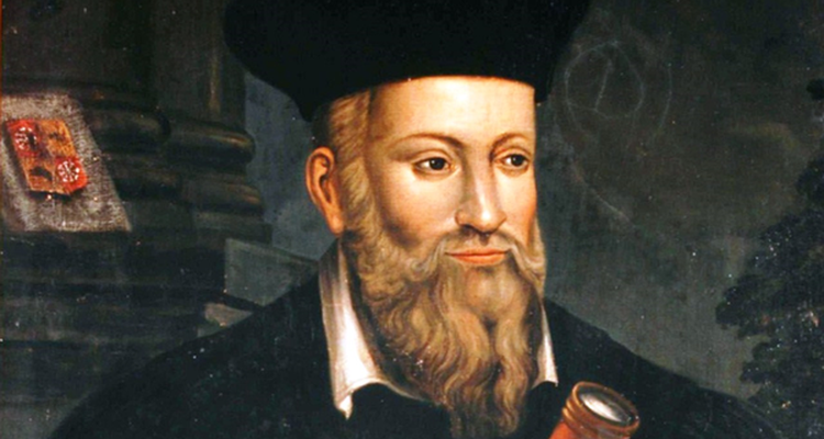 Nostradamus got the date of his own death wrong.