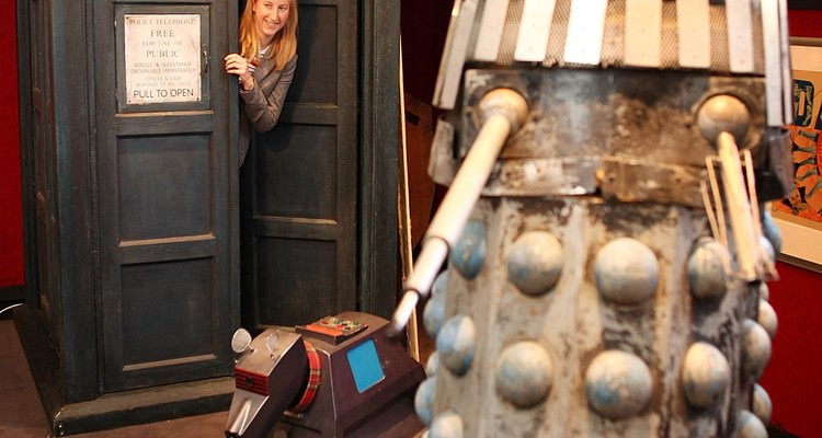Doctor Who has been travelling in the TARDIS since 1963.