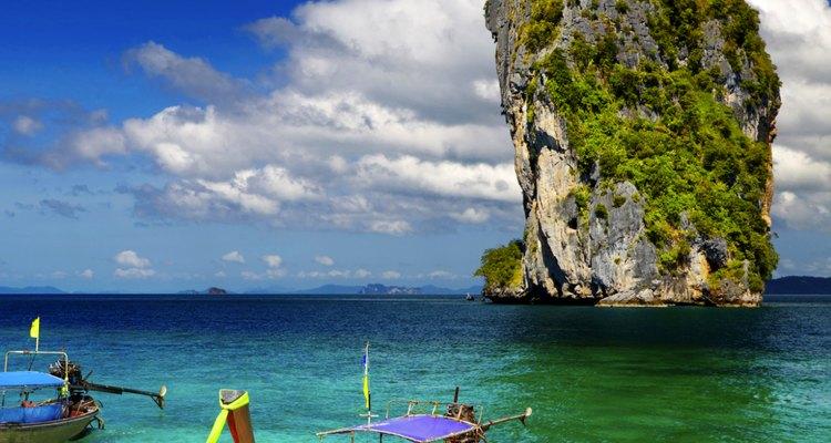 Há praias no mundo que possuem características extraordinárias