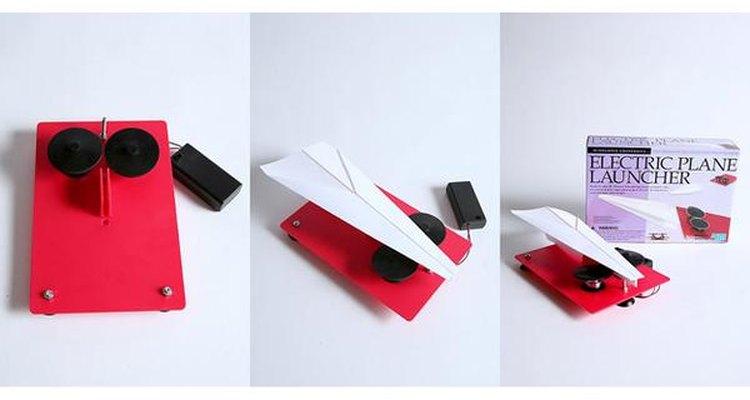 El lanzador de aviones de papel eléctrico, un elemento inútil, que no nos ahorra tiempo.