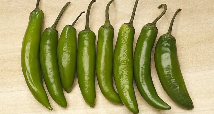 Grow your own fiery jalapeno peppers.