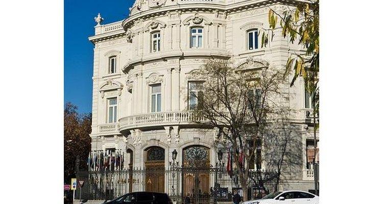 Palacio Linares.