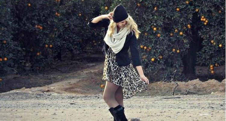 Meias-calças opacas são itens clássicos que combinam com tudo e nunca saem de moda