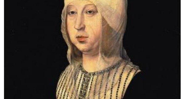 Isabel I financió la expedición de Cristobal Colón.