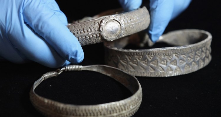 Viking jewellery was often influenced by Celtic designs.