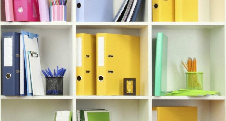 Mantenha a ordem em seu ambiente de trabalho para não perder tempo