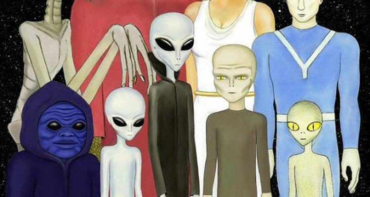 ¿Estamos gobernados por extraterrestres?