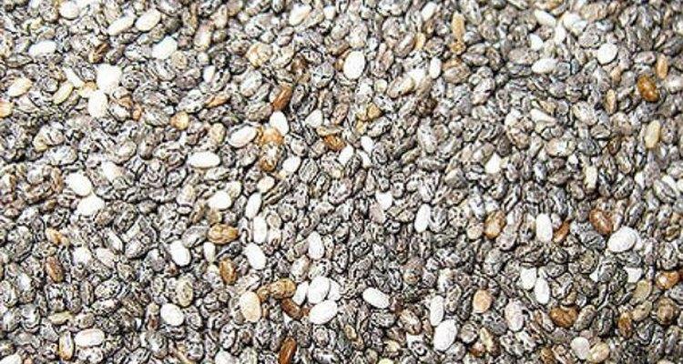 Las semillas de chía y el Omega-3.