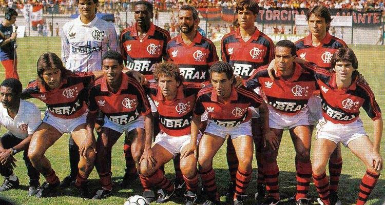 O Flamengo sempre foi conhecido por ser o time de maior torcida do Brasil por muitos anos