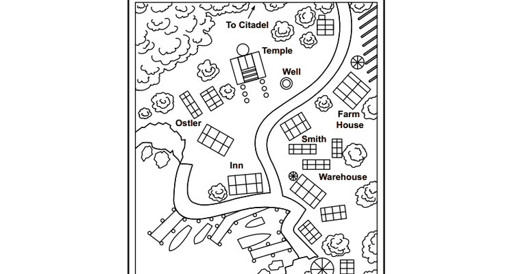 Mapa ficcional