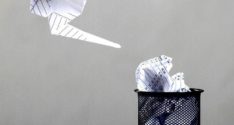 Existe uma série de materiais que você pode reciclar para dar vida a novos objetos!