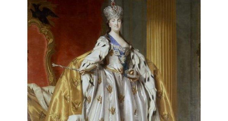 Catalina la grande se alió con su suegra para derrocar a su marido.