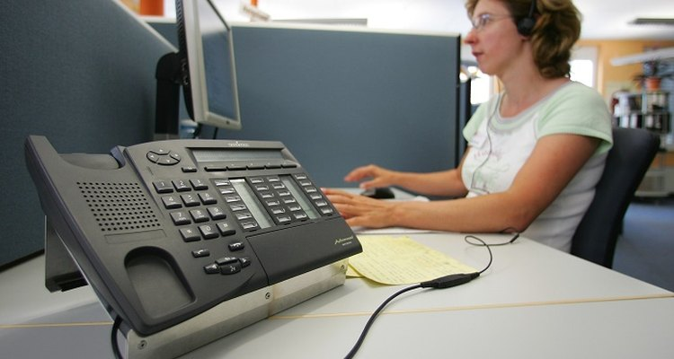 Cold callers typically work from a call centre.
