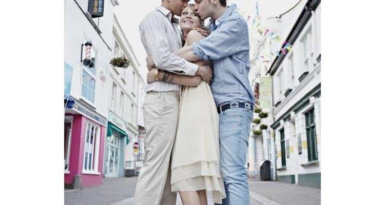 El amor de a tres.