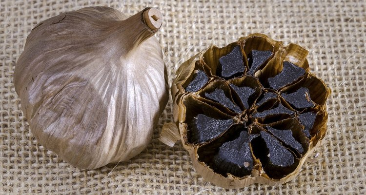 Making black garlic yourself can be a delicious experiment in fermentation.