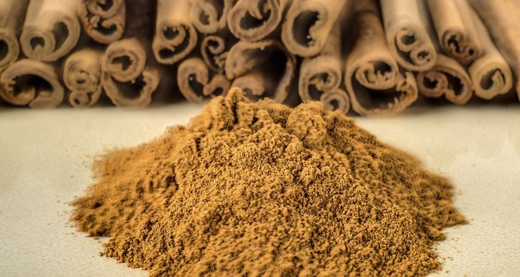 Cinnamon's essential oils and other flavour compounds quickly dissipate once ground.