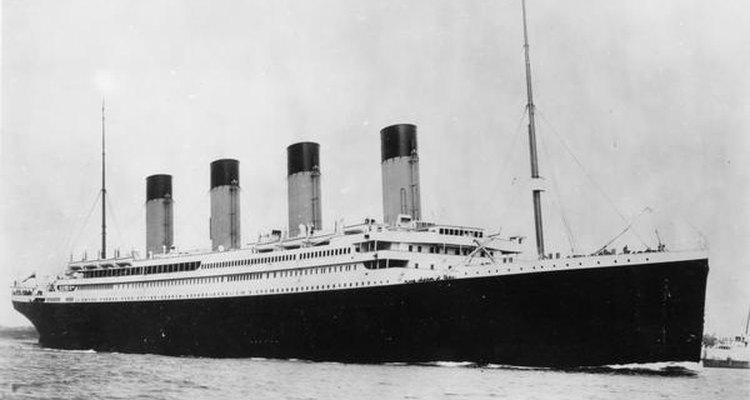 El gran error del Titanic fue inmortalizado en el cine.