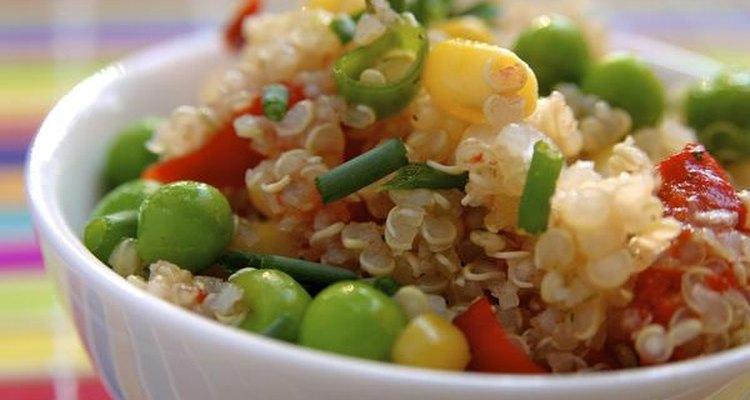 La quinoa, cereal con múltiples propiedades.