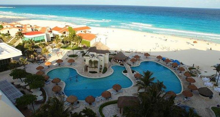 Cancún es un lugar mágico.