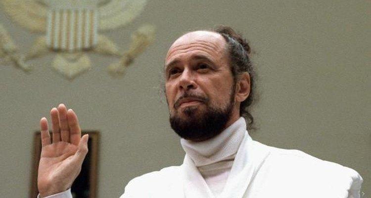 Claude Vorilhon sostiene que tuvo un encuentro con un Elohim en el año 1974.