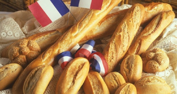 The baguette's name literally means